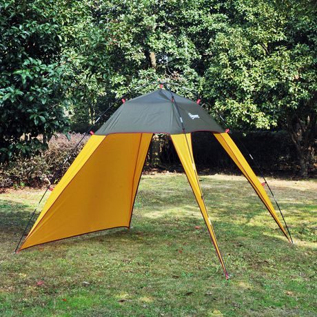 Outsunny Outdoor Beach Tent Walmart Canada