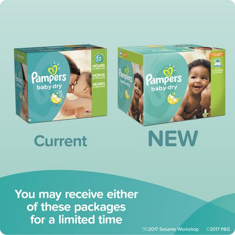 Pampers Baby Dry Diapers - Econo Plus Pack - image 2 of 4