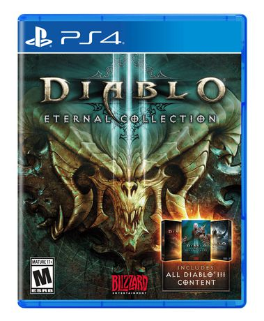 Diablo III: Eternal Collection (PS4) - image 1 of 5