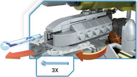 Mega Construx HALO Frostraven vs. Decimus Building Set - image 3 of 7