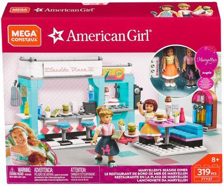 Mega Construx American Girl Maryellen S Seaside Diner