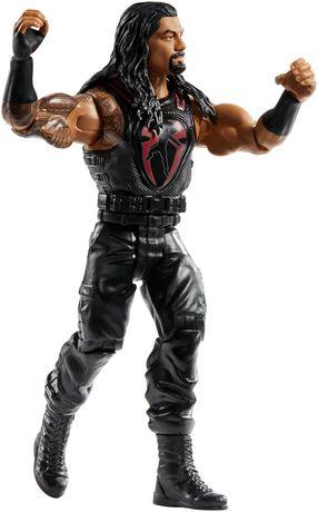 WWE – SummerSlam – Figurine de base – Roman Reigns - image 2 de 4