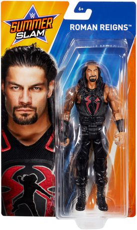 WWE – SummerSlam – Figurine de base – Roman Reigns - image 4 de 4