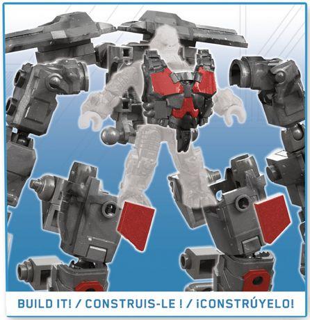 Mega Construx HALO Frostraven vs. Decimus Building Set - image 4 of 7