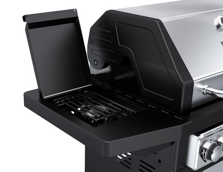 Dyna-Glo DGA480SSN-D 4 Burner Stainless Natural Gas Grill - image 2 of 6