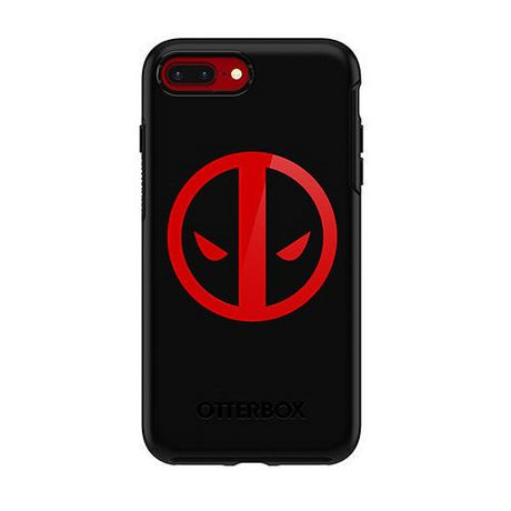 promo code 5b552 b88a3 Otterbox Symmetry Series Deadpool Case for iPhone X
