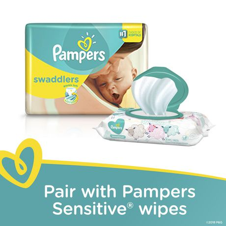 Pampers Swaddlers Diapers - Econo Plus Pack - image 2 of 7