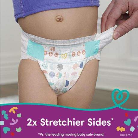 Pampers Cruisers Diapers - Econo Plus Pack - image 3 of 4