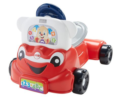 Laugh & Learn 3 In 1 Smart Car, Bilingual by Laugh & Learn