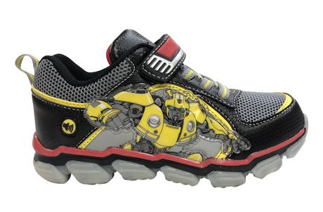 Transformers Boy's Lighted Athletic Shoe | Walmart Canada