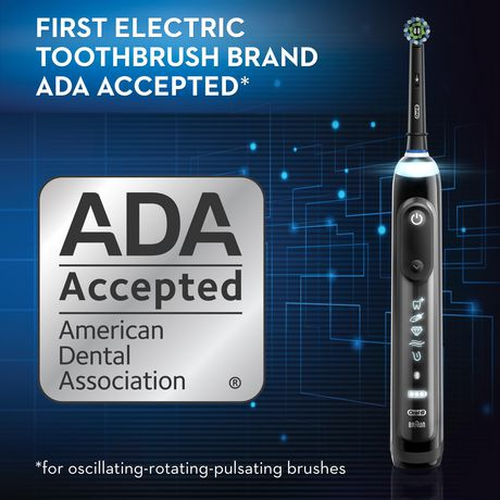 Oral-B Genius 8000 Electric Rechargeable Toothbrush Powered by Braun - image 5 of 9