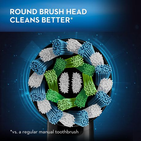 Oral-B Genius 8000 Electric Rechargeable Toothbrush Powered by Braun - image 8 of 9