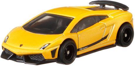 Hot Wheels Fast Furious Lamborghini Gallardo Lp570 4 Superleggera