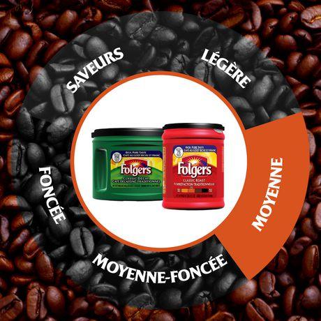 Folgers Classic Roast Ground Coffee 920g - image 5 of 9