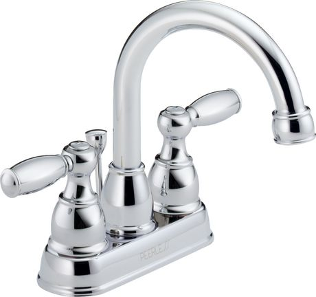 peerless® chrome two handle centerset lavatory faucet | walmart canada