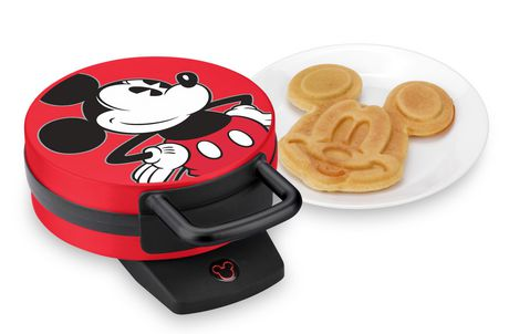 Disney Mickey Mouse Waffle Maker - image 1 of 5