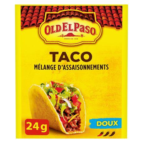 Old El Paso Taco Seasoning Mix Mild - image 2 of 7