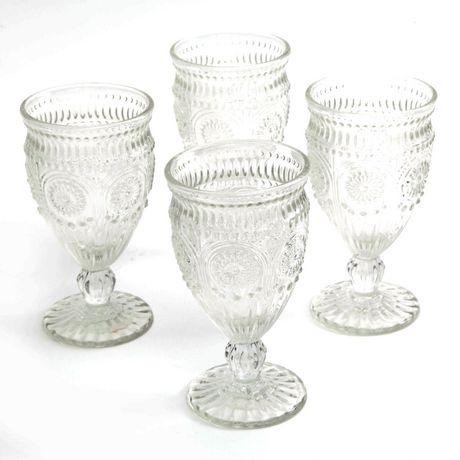 Gobelets en verre sur pied par The Pioneer Woman de 12 oz - image 3 de 3
