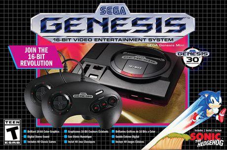 SEGA Genesis Mini Console - image 9 of 9