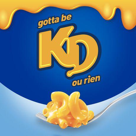 Kraft Dinner Extra Creamy Macaroni & Cheese - image 3 of 8