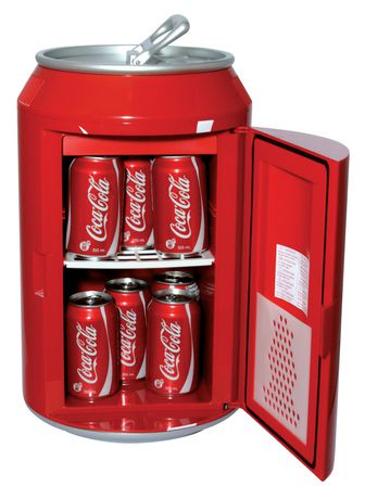 frigo cannettes coca cola. Black Bedroom Furniture Sets. Home Design Ideas