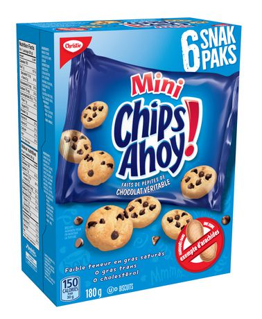 Mr. Christie Snak Paks Mini Chips Ahoy! - image 5 of 6
