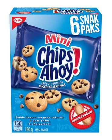 Mr. Christie Snak Paks Mini Chips Ahoy! - image 6 of 6