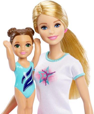 Barbie Flippin Fun Gymnast Walmart Canada