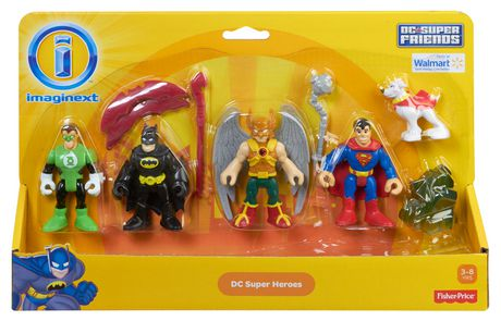 Fisher-Price Imaginext DC Super Friends Heroes - image 1 of 2