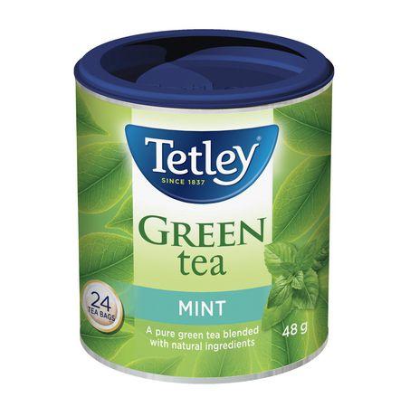 Tetley Mint Green Tea - image 1 of 3