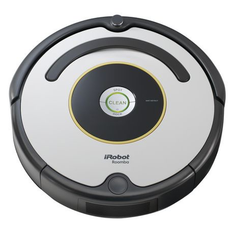 robot aspirateur roomba 618 irobot walmart canada. Black Bedroom Furniture Sets. Home Design Ideas