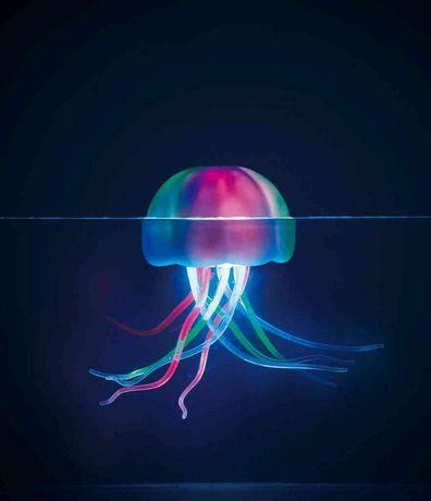 Up Summer Aqua Glow Pool Light Waves Jellyfish Led iuTOPkZX