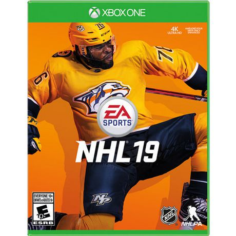 Electronic Arts NHL 19 Xbox One Video Game - image 1 of 7