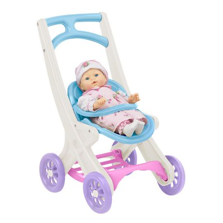 American Plastic Toys Doll Stroller - image 4 of 4