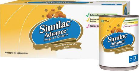 Similac Advance With Omega 3 Amp Omega 6 Ready To Feed