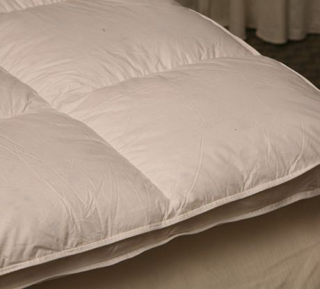 lit de plumes d oie blanches de duvet royal elite walmart canada. Black Bedroom Furniture Sets. Home Design Ideas