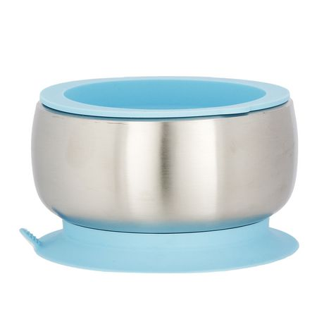 Avanchy - Stay Put Baby Stainless Suction Bowl - image 1 of 5