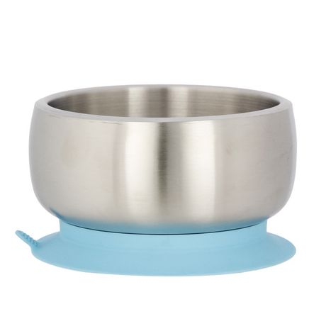 Avanchy - Stay Put Baby Stainless Suction Bowl - image 2 of 5