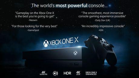 Ens. de console Xbox One X 1 To - image 4 de 5