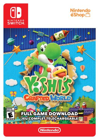 Switch Yoshi's Crafted World [Download] - image 1 de 1