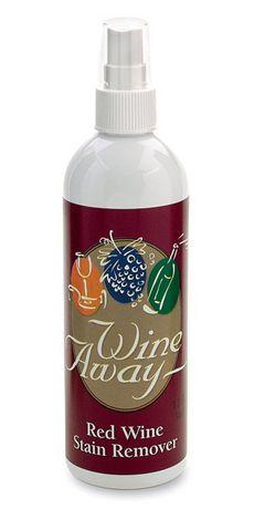 Wine Away Wine Stain Remover Spray Bottle 12 Oz Walmart Canada