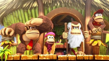 Switch Donkey Kong Country: Tropical Freeze [Download] - image 4 of 9
