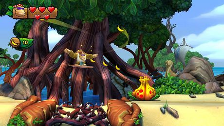 Switch Donkey Kong Country: Tropical Freeze [Download] - image 6 of 9