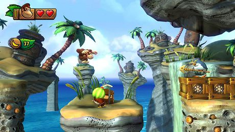 Switch Donkey Kong Country: Tropical Freeze [Download] - image 7 of 9