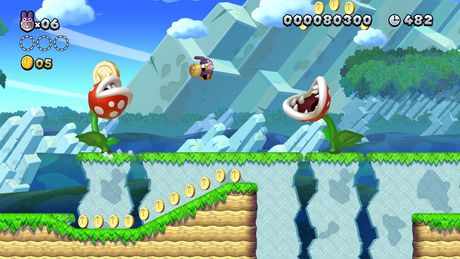 Switch New Super Mario Bros U Deluxe [Download] - image 7 of 9