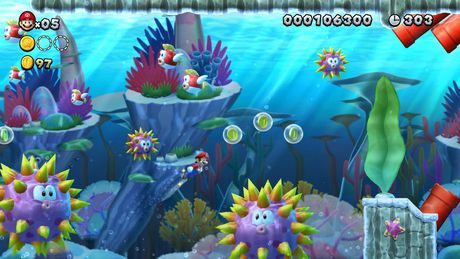 Switch New Super Mario Bros U Deluxe [Download] - image 6 of 9