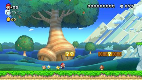 Switch New Super Mario Bros U Deluxe [Download] - image 4 of 9