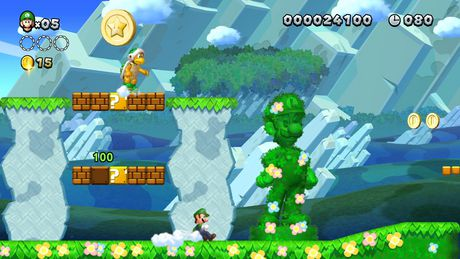 Switch New Super Mario Bros U Deluxe [Download] - image 8 of 9