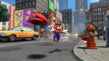 Switch Super Mario Odyssey Digital [Download] - image 4 of 9