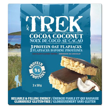 Trek Flapjack Cocoa Coconut Multi-Pack - image 1 of 1
